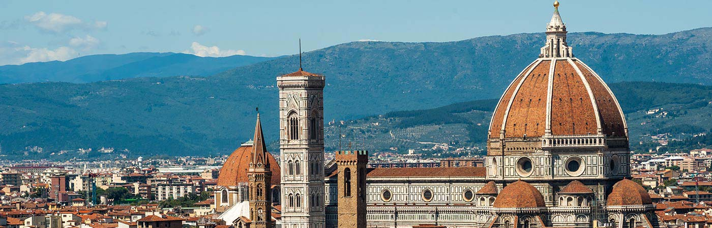 City scape of Florence