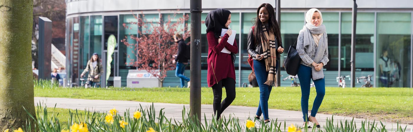 Students at The University of Manchester