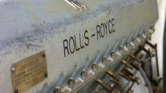 Rolls Royce Engine