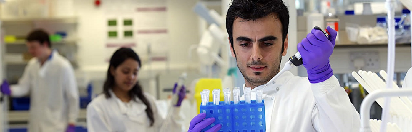 MSc Biochemistry at The University of Manchester