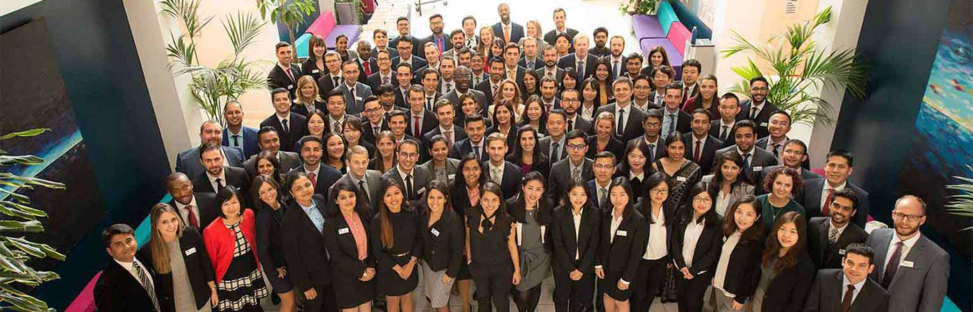 Manchester Full-time MBA Class of 2020