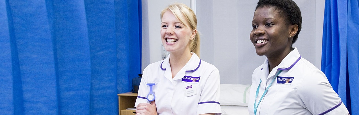 BNurs Adult Nursing at The University of Manchester