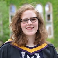 Claire Laxton - BSc Pharmacology with Industrial/Professional Experience