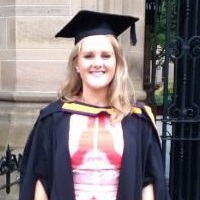 BSc Optometry - Amelia White
